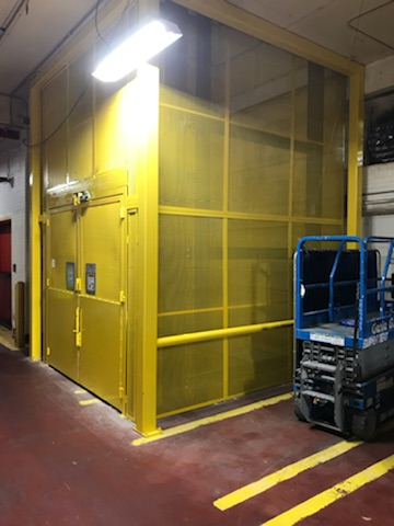 Mechanical Freight Lift